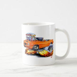 1971-72 convertible anaranjado de GTO Taza De Café