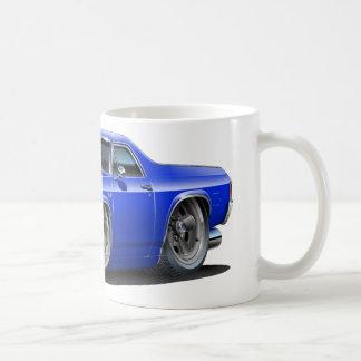 1971-72 El Camino Blue Truck Classic White Coffee Mug