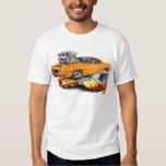 1971-72 GTO Orange Car Dresses
