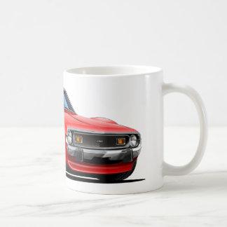 1971-72 Javelin Red Car Coffee Mug