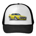 1971-72 Javelin Yellow Car Trucker Hat