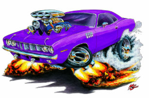 Hemi Cuda American Apparel™ Gifts | Zazzle