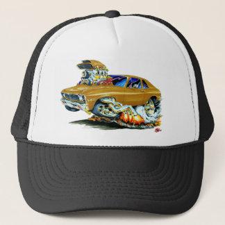 1971-74 Nova Brown Car Trucker Hat