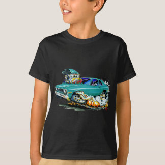 1971-74 Nova Teal Car T-Shirt