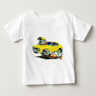 1971-74 Nova Yellow Car Baby T-Shirt