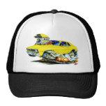 1971-74 Nova Yellow Car Trucker Hat