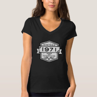 1971 Aged To Perfection Clothing T-Shirt
