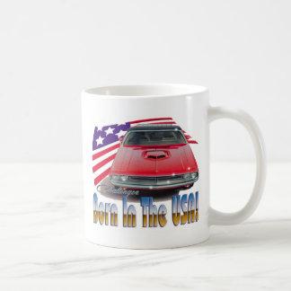 1971 Challenger Convertable Coffee Mug