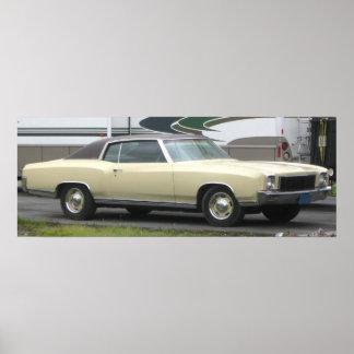 1971 Chevrolet Monte Carlo Posters