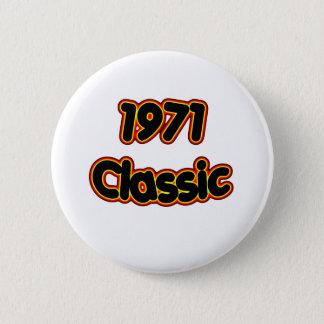 1971 Classic Button