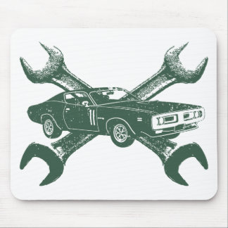 1971 Dodge 440 Charger Mouse Pad