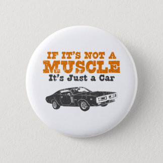 1971 Dodge 440 Charger Pinback Button