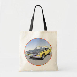 1971 Duster 340 Tote Bags