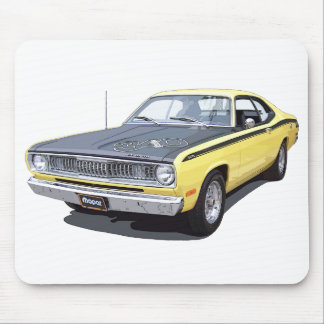 1971 Duster 340 Mouse Pads
