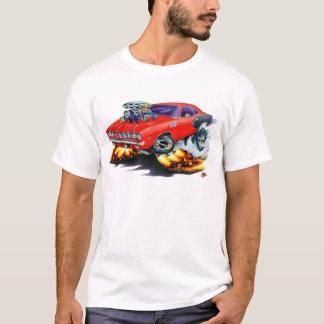 1971 Hemi Cuda Red Car T-Shirt