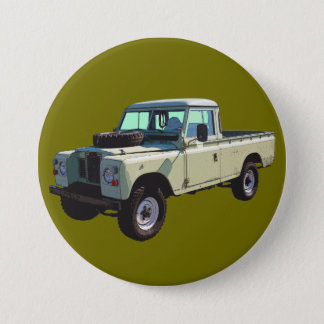1971 Land Rover Pickup Truck Button