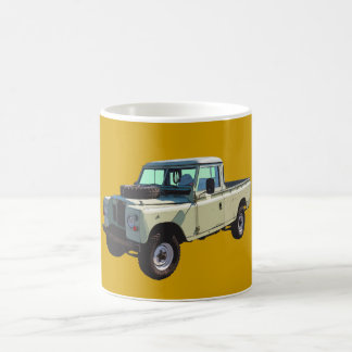 1971 Land Rover Pickup Truck Coffee Mug