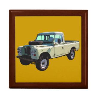 1971 Land Rover Pickup Truck Gift Box