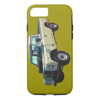 1971 Land Rover Pickup Truck iPhone 7 Case