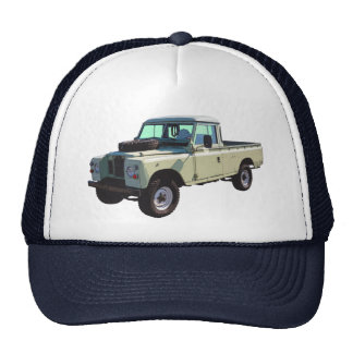 1971 Land Rover Pickup Truck Trucker Hat
