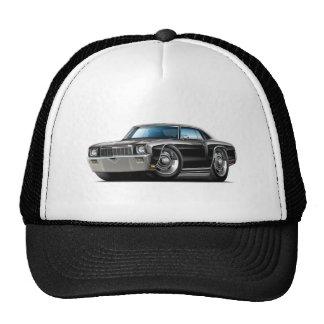 1971 Monte Carlo Black car Trucker Hat
