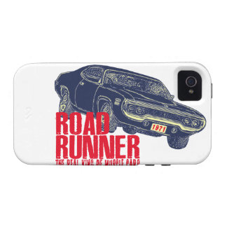 1971 Muscle car Case-Mate iPhone 4 Covers