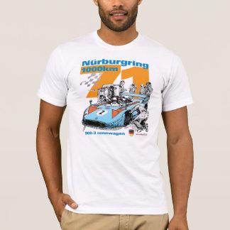 1971 Nurburgring 1000km 908-3 Rennwagen T-Shirt