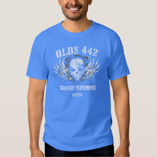 1971 Olds 442 Legendary Performance T Shirt