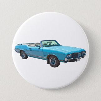 1971 Oldsmobile Cutlass Supreme Muscle Car Button