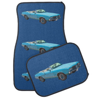 1971 Oldsmobile Cutlass Supreme Muscle Car Car Mat