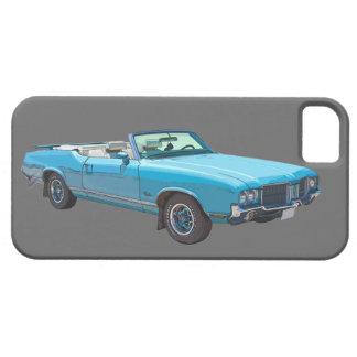 1971 Oldsmobile Cutlass Supreme Muscle Car iPhone SE/5/5s Case