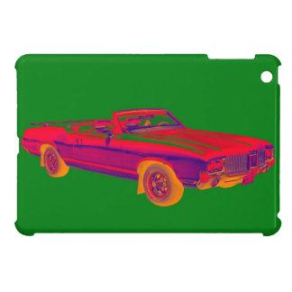 1971 Oldsmobile Cutlass Supreme Muscle Car Pop Art iPad Mini Case