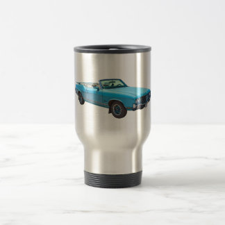 1971 Oldsmobile Cutlass Supreme Muscle Car Travel Mug