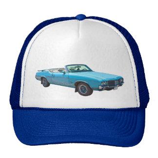 1971 Oldsmobile Cutlass Supreme Muscle Car Trucker Hat