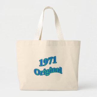 1971 Original Blue Green Bags