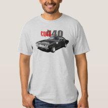 1971 Plymouth CUDA 440-6 Muscle Car Shirt