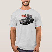 1971 Plymouth CUDA 440-6 Muscle Car T-Shirt