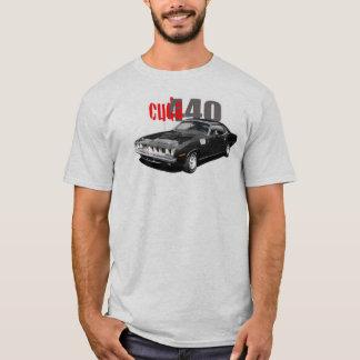 1971 Plymouth CUDA 440-6 Muscle Car T-Shirt