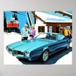 1971 Pontiac Firebird Espirit Posters