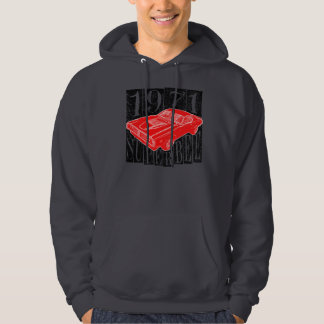 1971 Super Bee Hooded Sweatshirt
