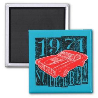1971 Super Bee Magnet