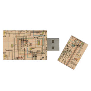 1972_bug_wiring_diagram_wood_usb_flash_drive r99dba84188914fd3a1e8b447bd7b9147_zk0l4_307?rlvnet=1 diagram usb flash drives & thumb drives zazzle