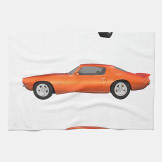 1972 Camaro: Towel