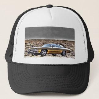 1972 Car Hdr Veteran Classic Trucker Hat