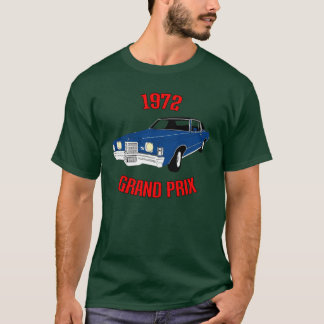 1972 Grand Prix (navy) T-Shirt