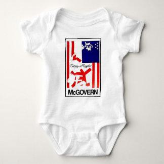 1972 Mcgovern Baby Bodysuit