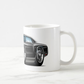 1972 Monte Carlo Black Car Coffee Mug