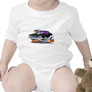 1972 Monte Carlo Black Car Tshirt
