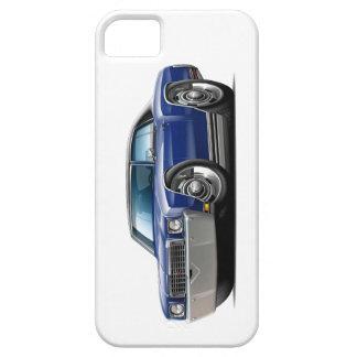 1972 Monte Carlo Dark Blue-Black Top Car iPhone SE/5/5s Case