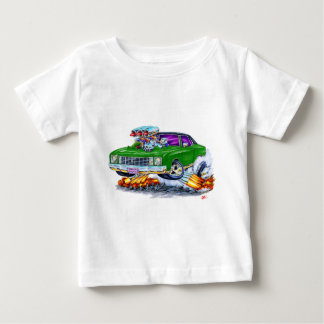 1972 Monte Carlo Green Car Baby T-Shirt
